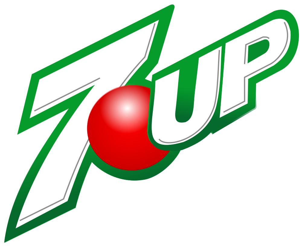 7 up logo, logotipo.