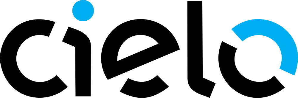 Cielo logo, logotipo.