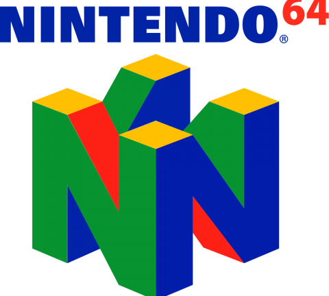 Nintendo 64 Logo, logotipo.