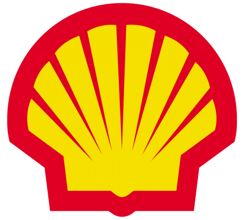 Shell logo, logotipo.