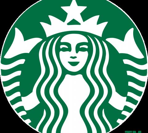 Starbucks Logo, logotipo.