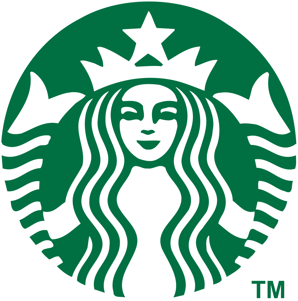 Starbucks Logo, logotipo.