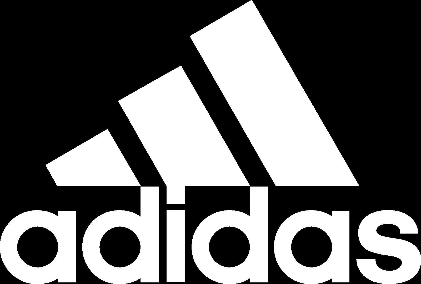 Adidas Logo Branco.