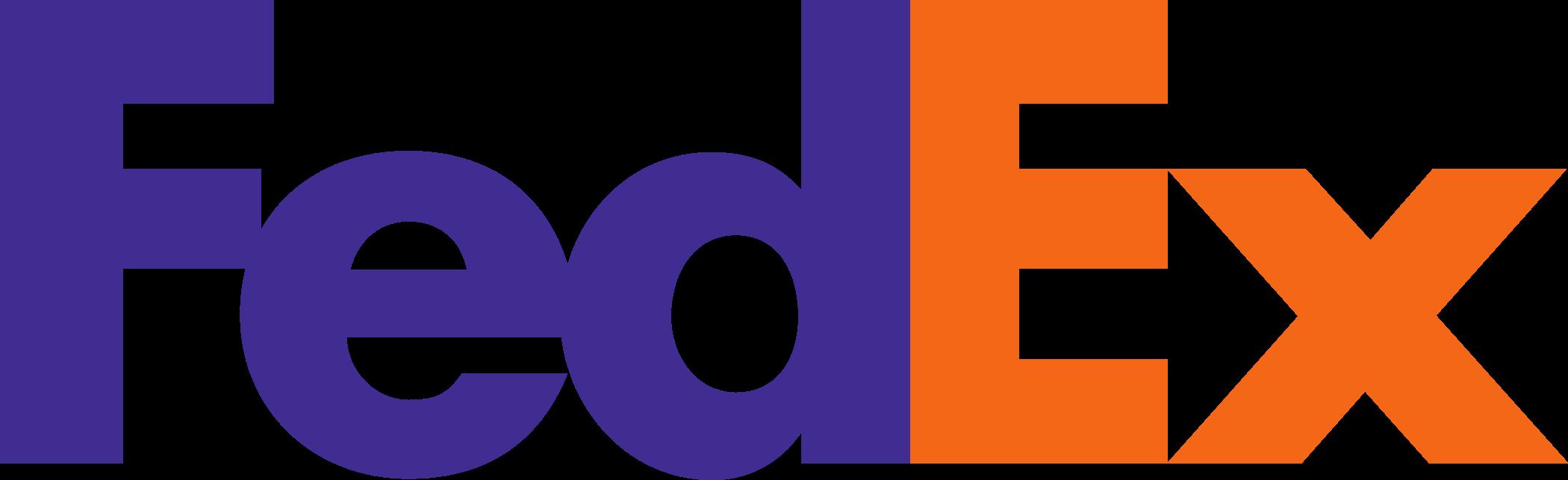 fedex logo 2 - FedEx Logo