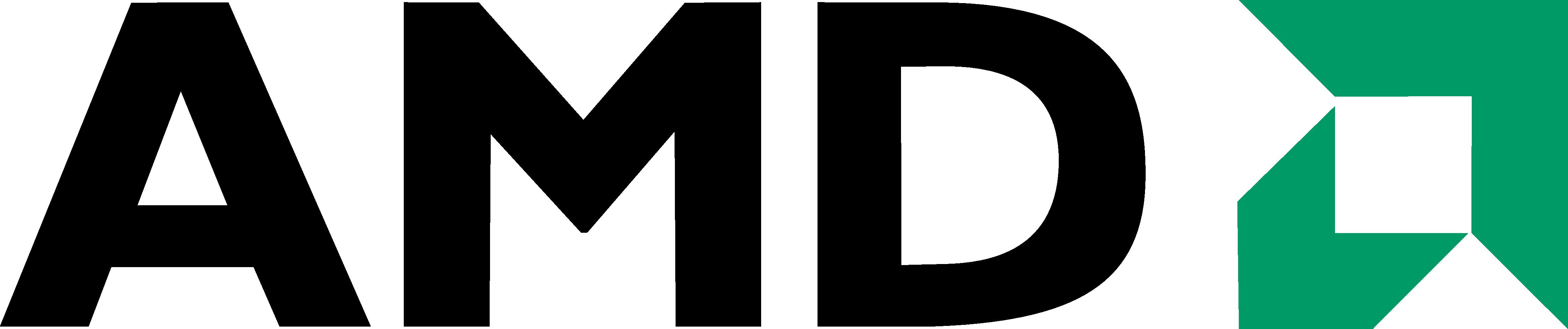 amd logo 2 - AMD Logo