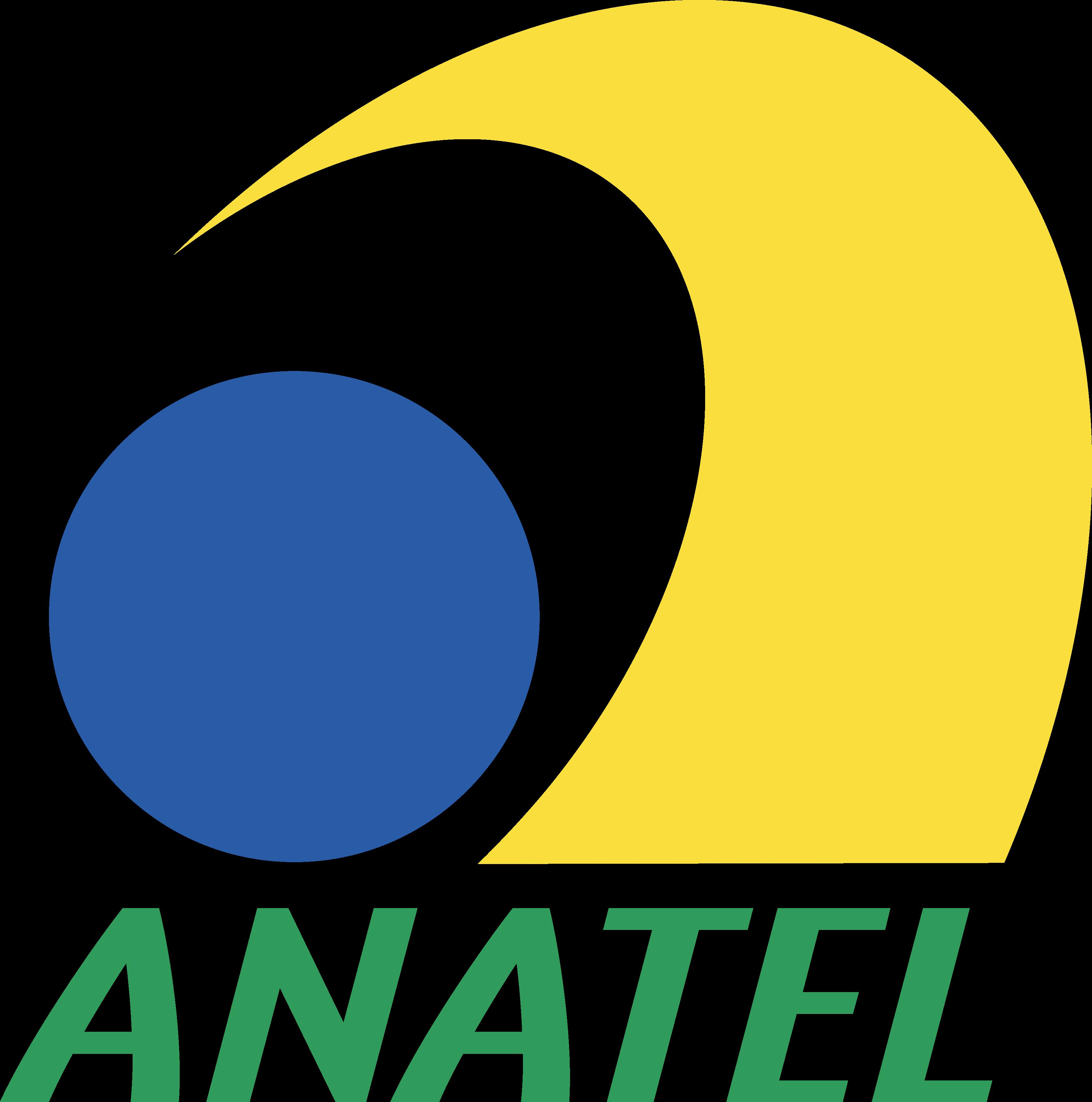 Anatel Logo.