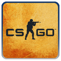 CS Go Logo - counter strike global offensive Logo.