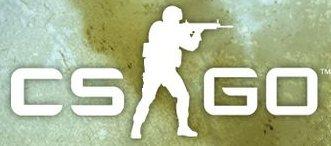 CS Go Logo - counter strike global offensive Logo.
