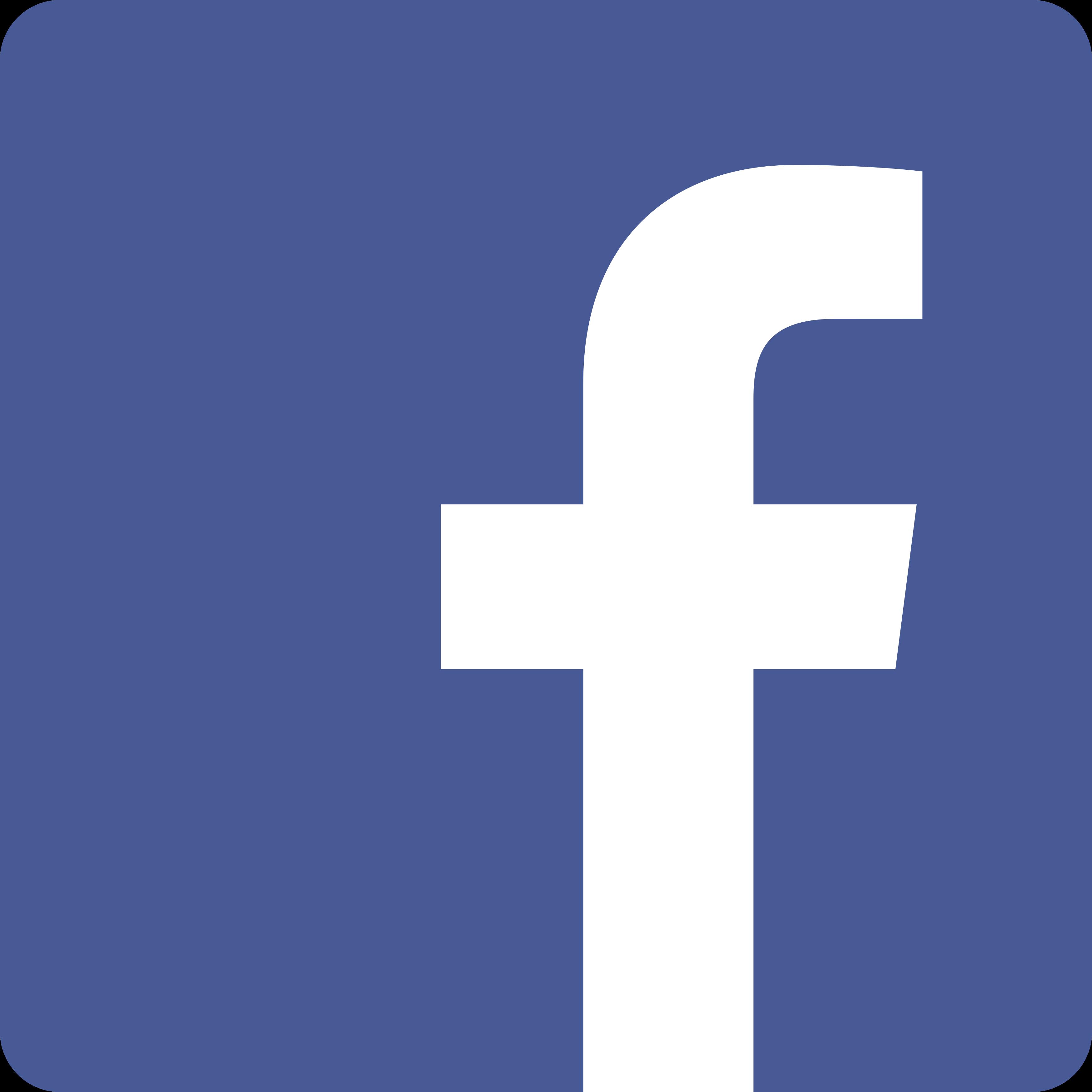 facebook logo 2 1 - Facebook Logo