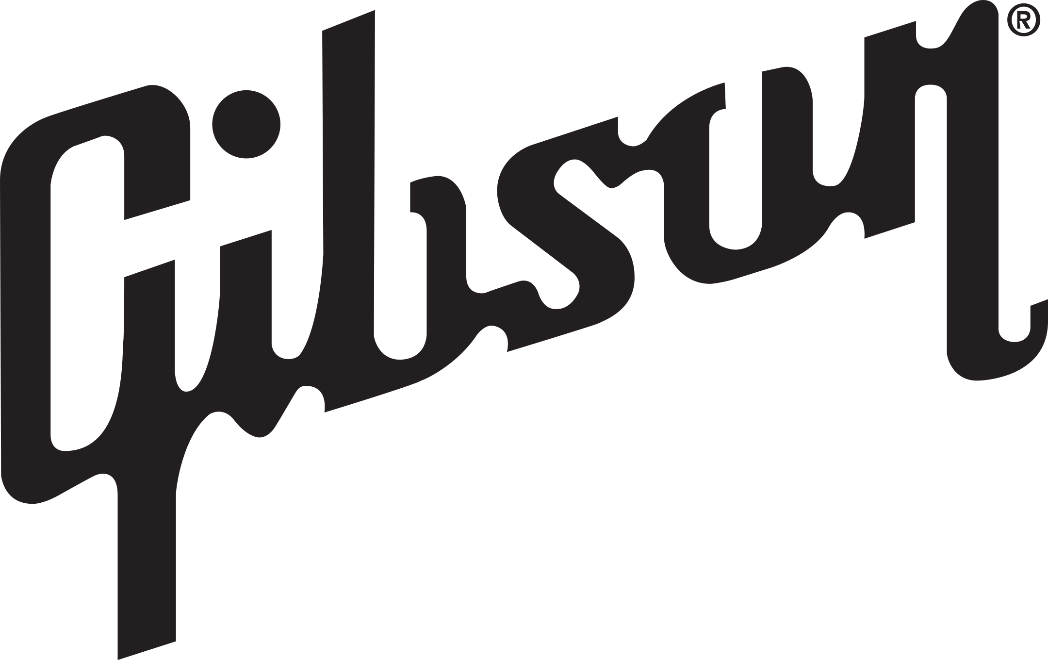 gibson logo 1 1 - Gibson Logo