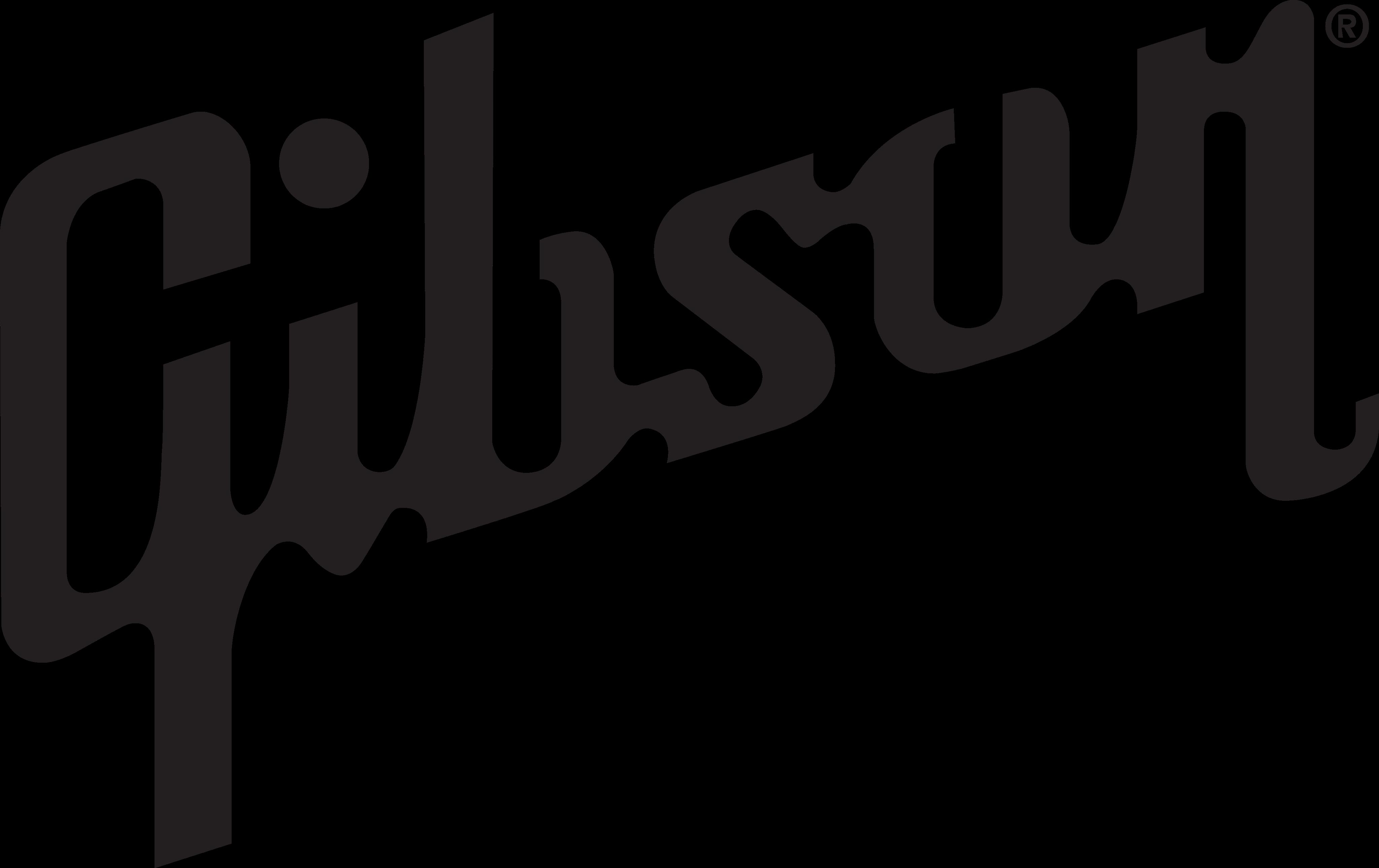 gibson logo 1 - Gibson Logo