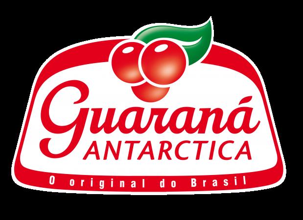 Guarana antartica logo.