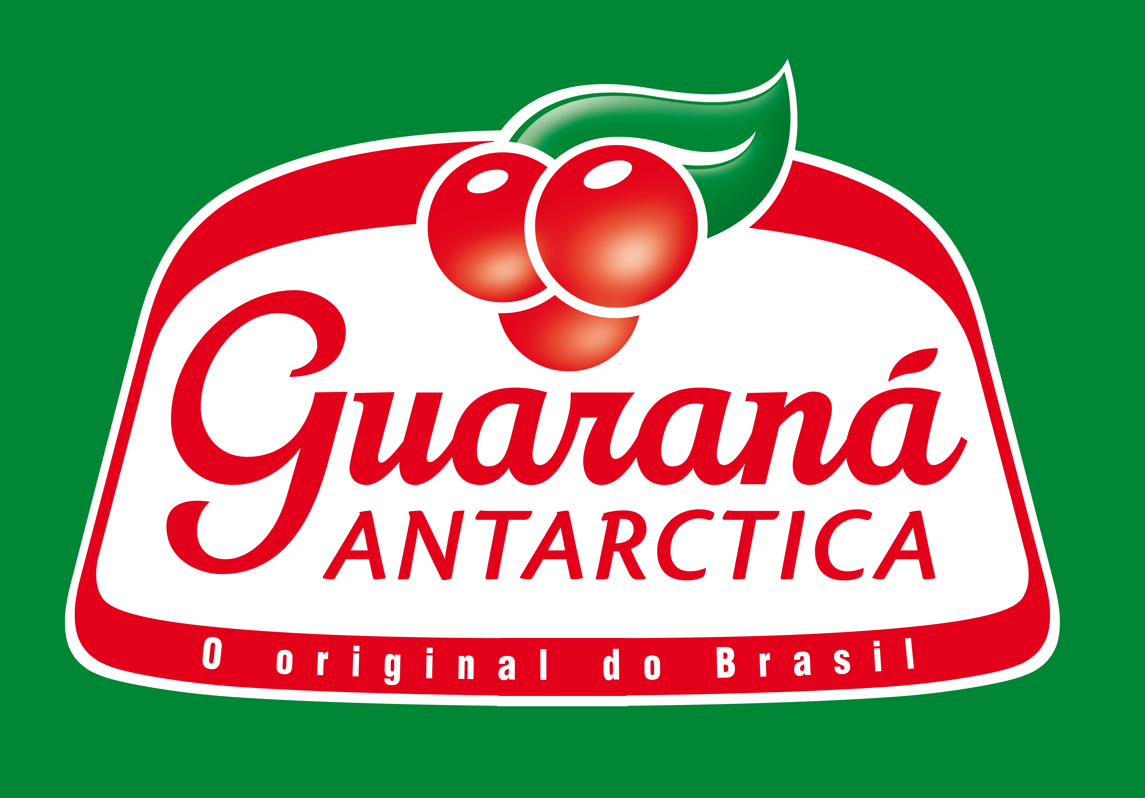 guarana logo antartica - Guaraná Antartica Logo