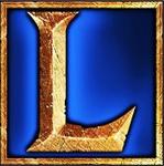 Lol logo, league of legends logo.