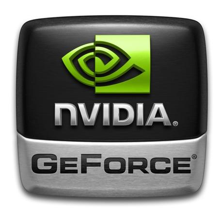 logo geforce - GeForce Logo