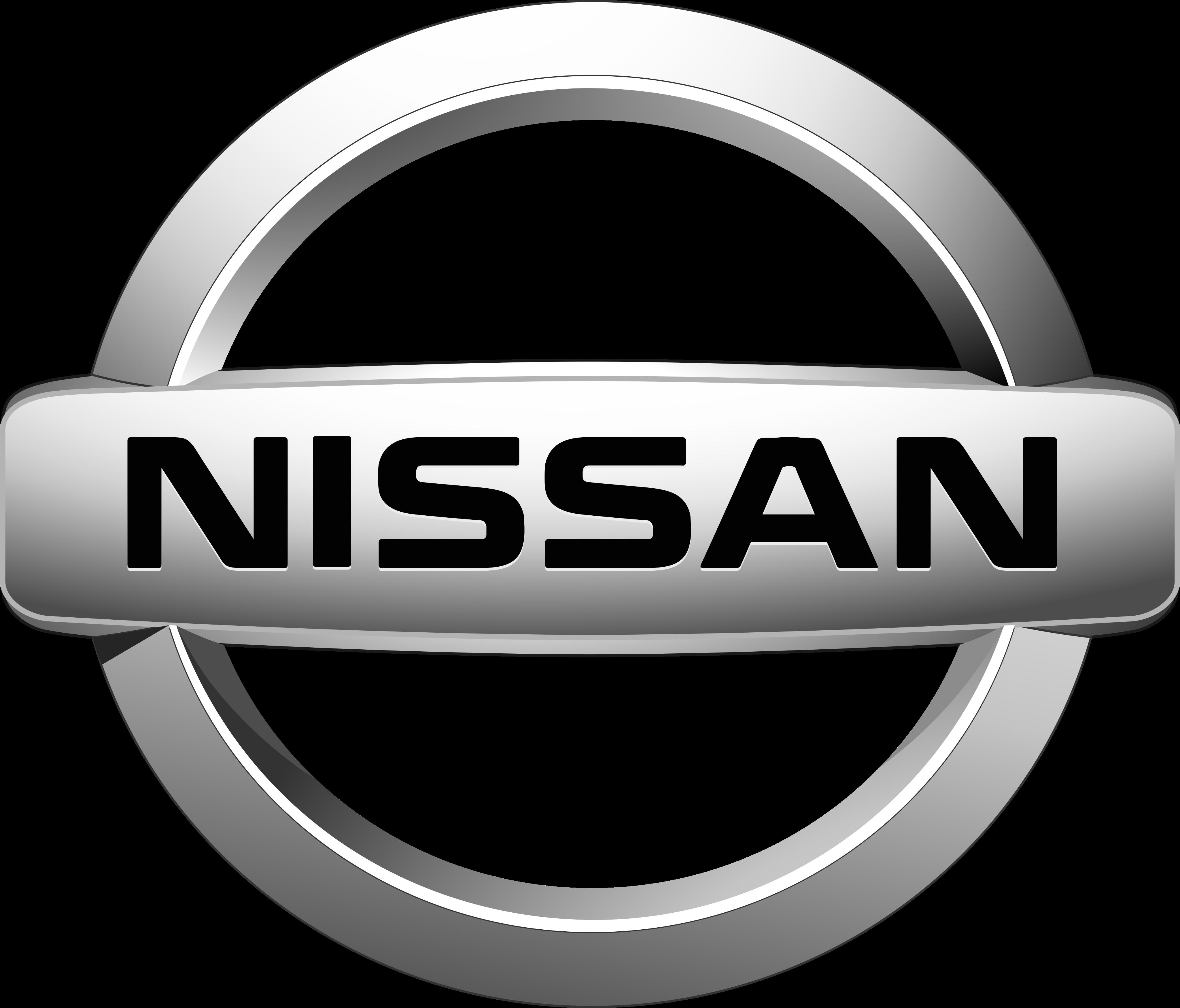 nissan logo 1 - Nissan Logo