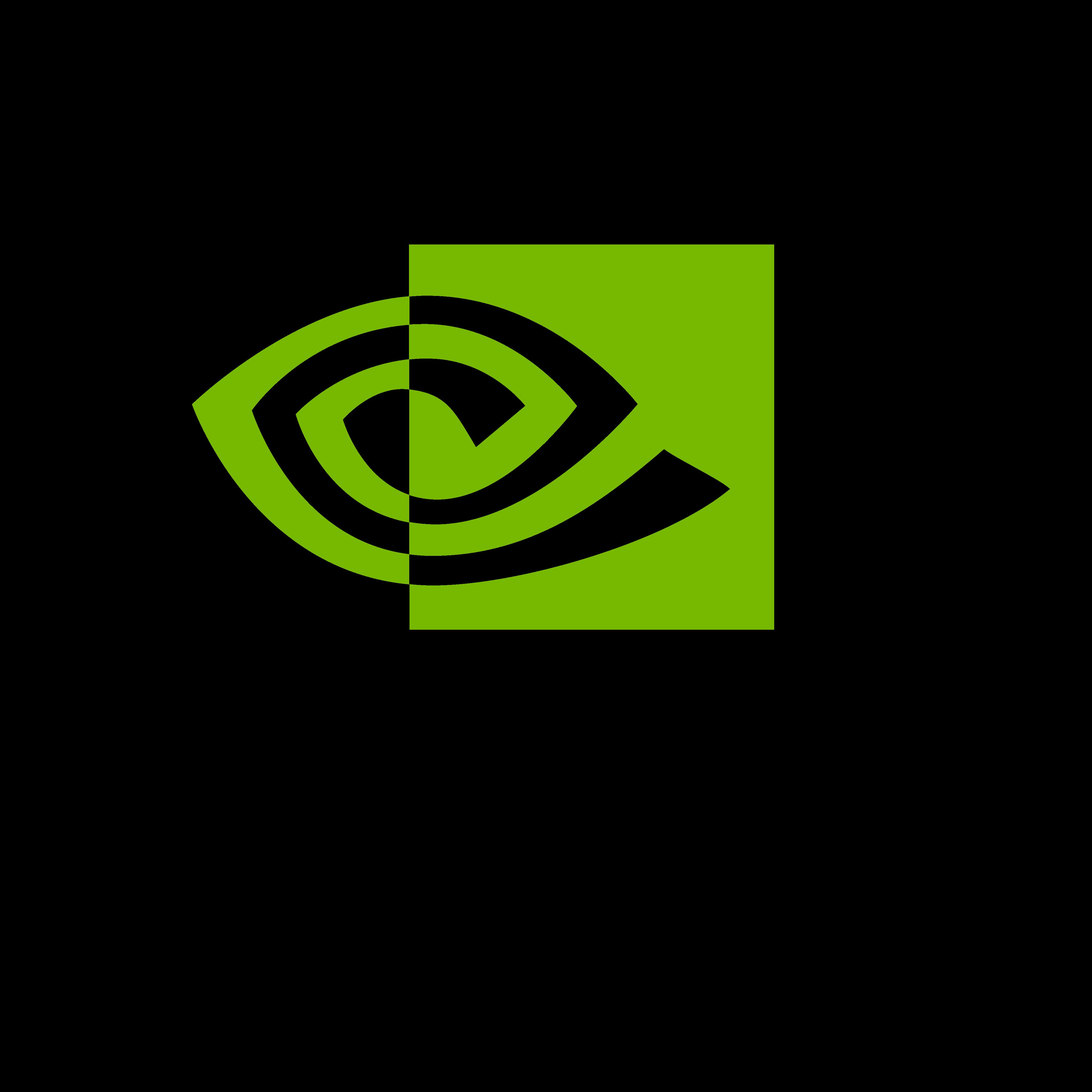 nvidia logo 0 - Nvidia Logo