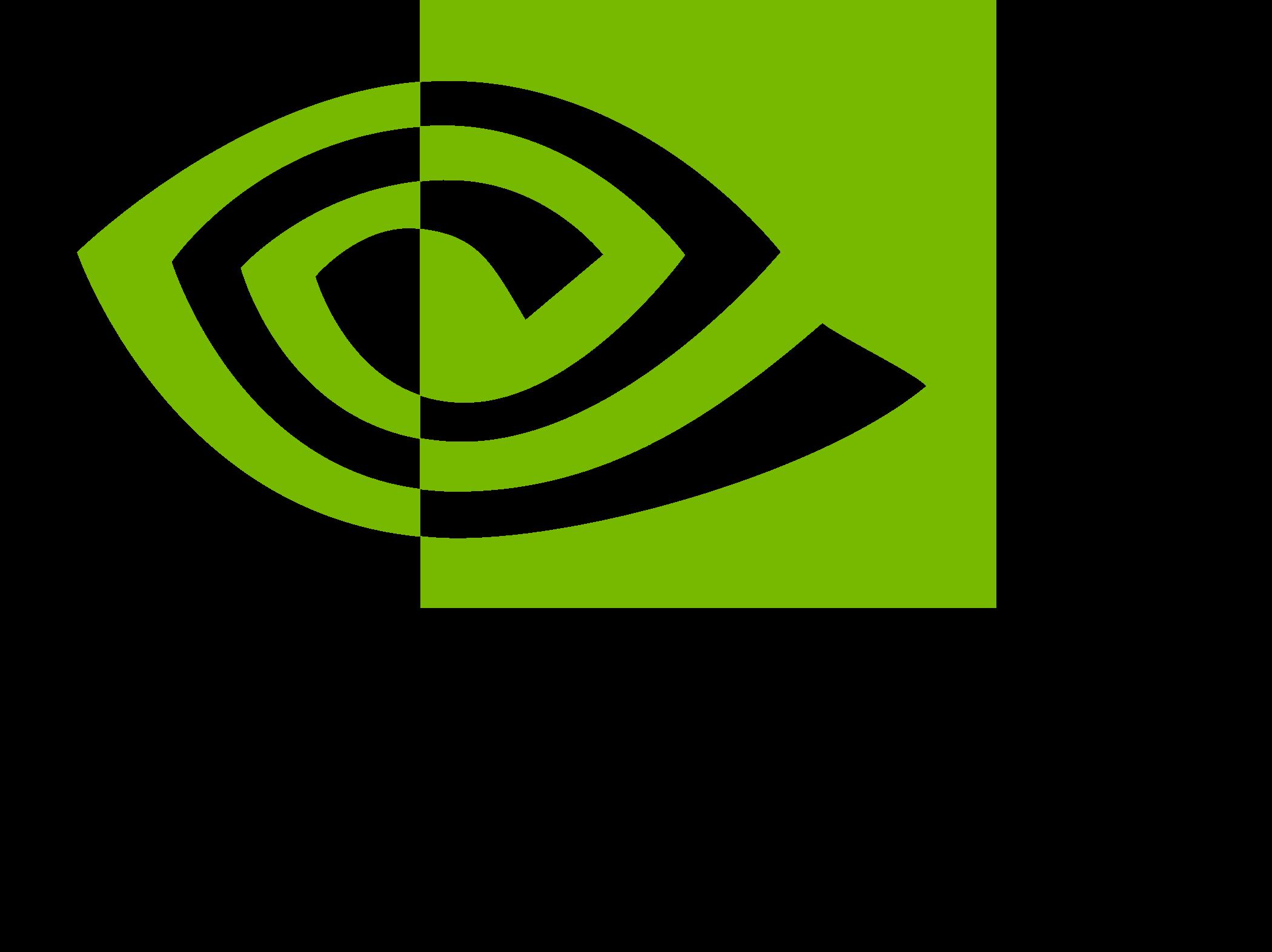 nvidia logo 3 1 - Nvidia Logo