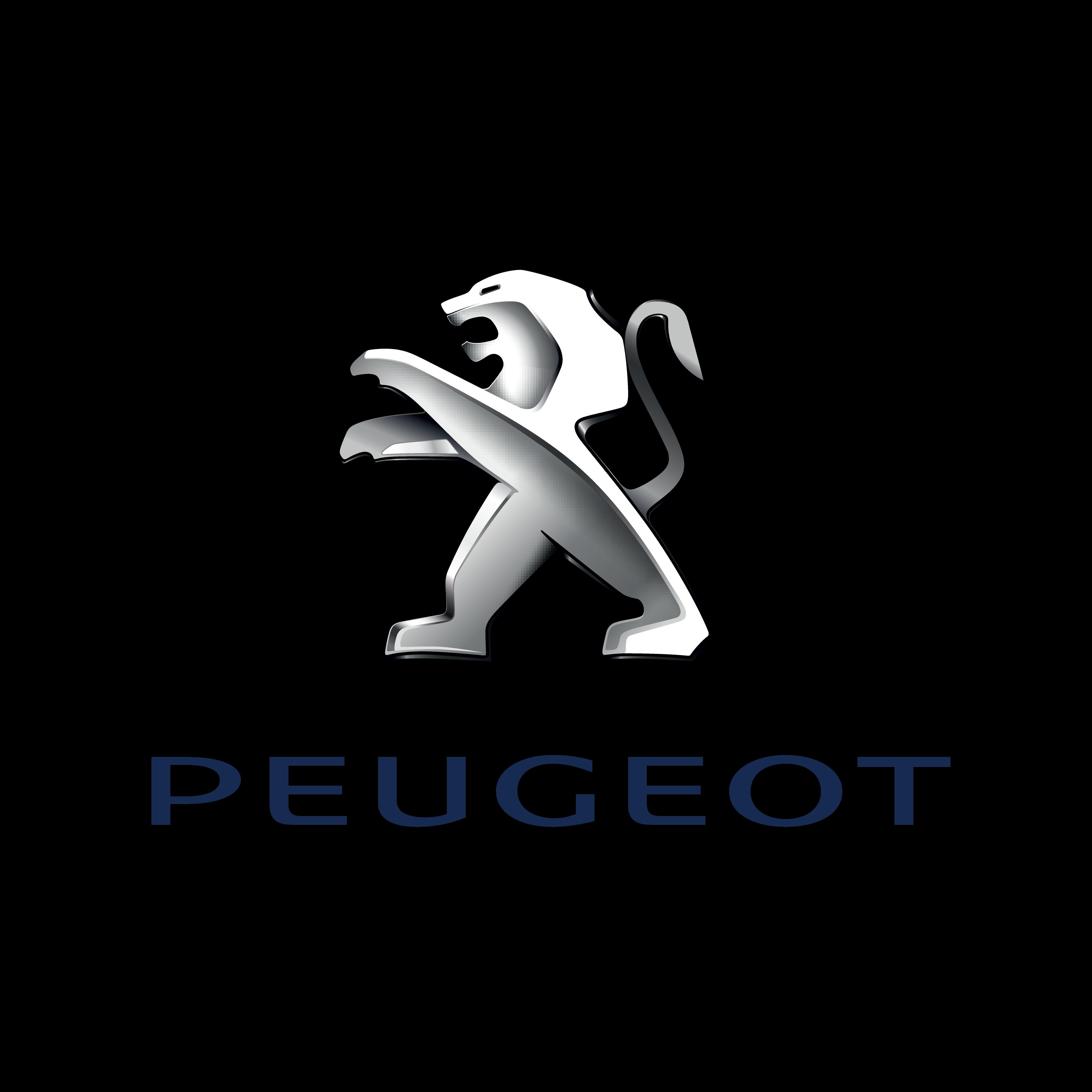 peugeot logo 0 - Peugeot Logo