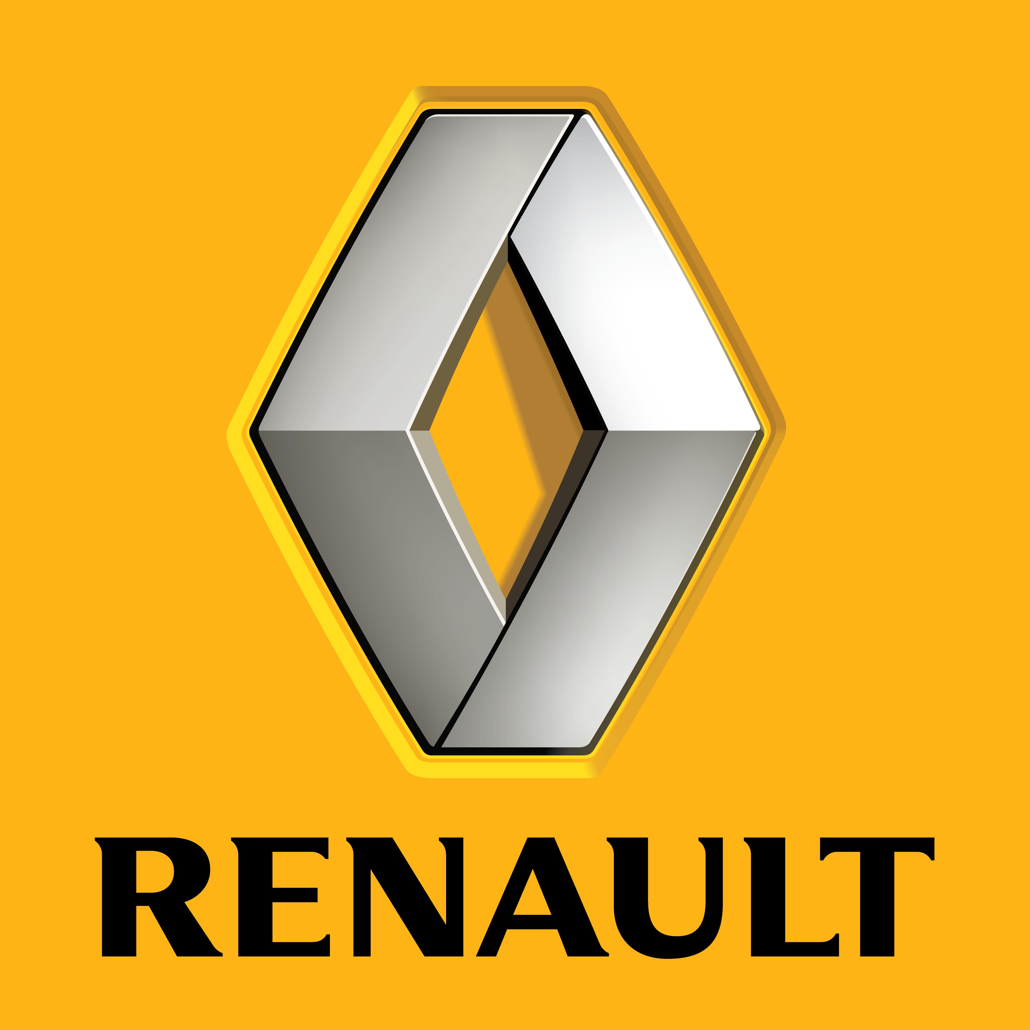 renault logo 1 - Renault Logo