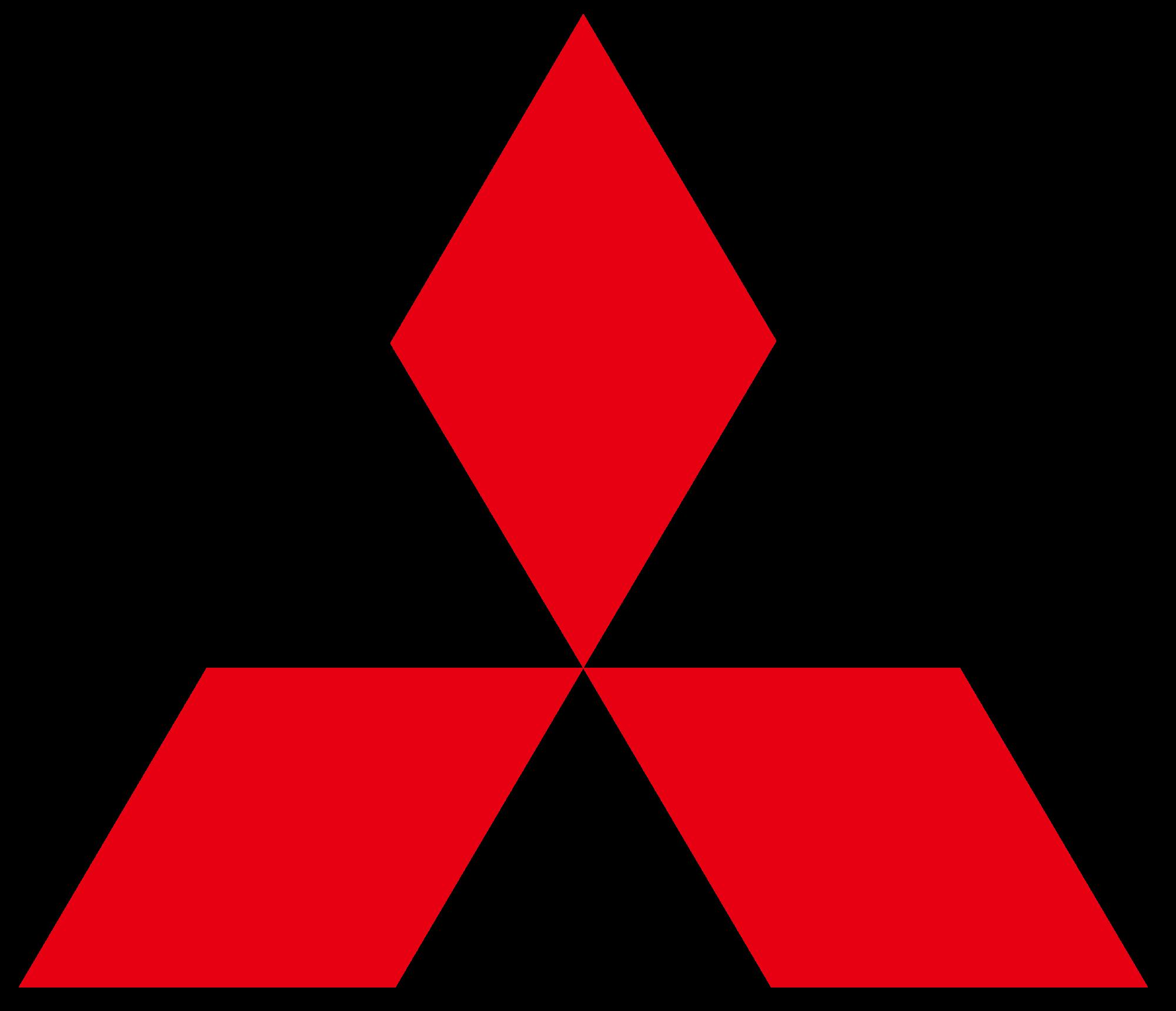 Mitsubishi Logo.
