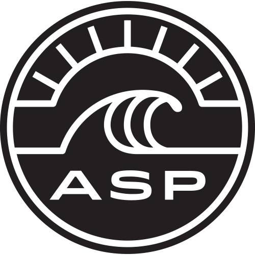 ASP surf logo.
