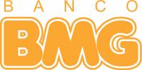 Banco BMG logo.