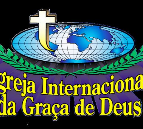 Igreja Internacional da Graça de Deus Logo e simbolo.