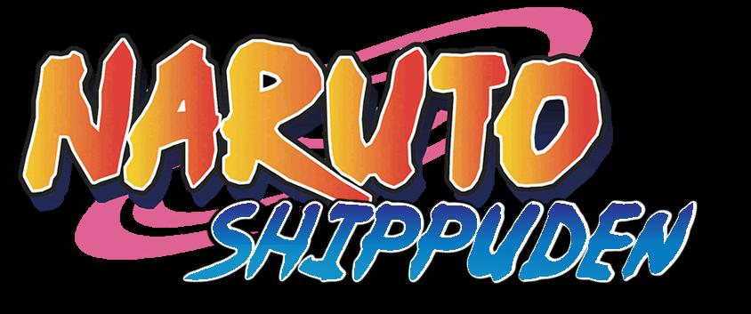 naruto logo shippuden - Naruto Logo - Naruto Shippuden Logo