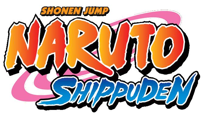 naruto shippuden logo - Naruto Logo - Naruto Shippuden Logo