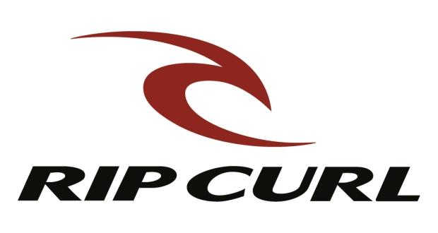 Rip Curl logo.