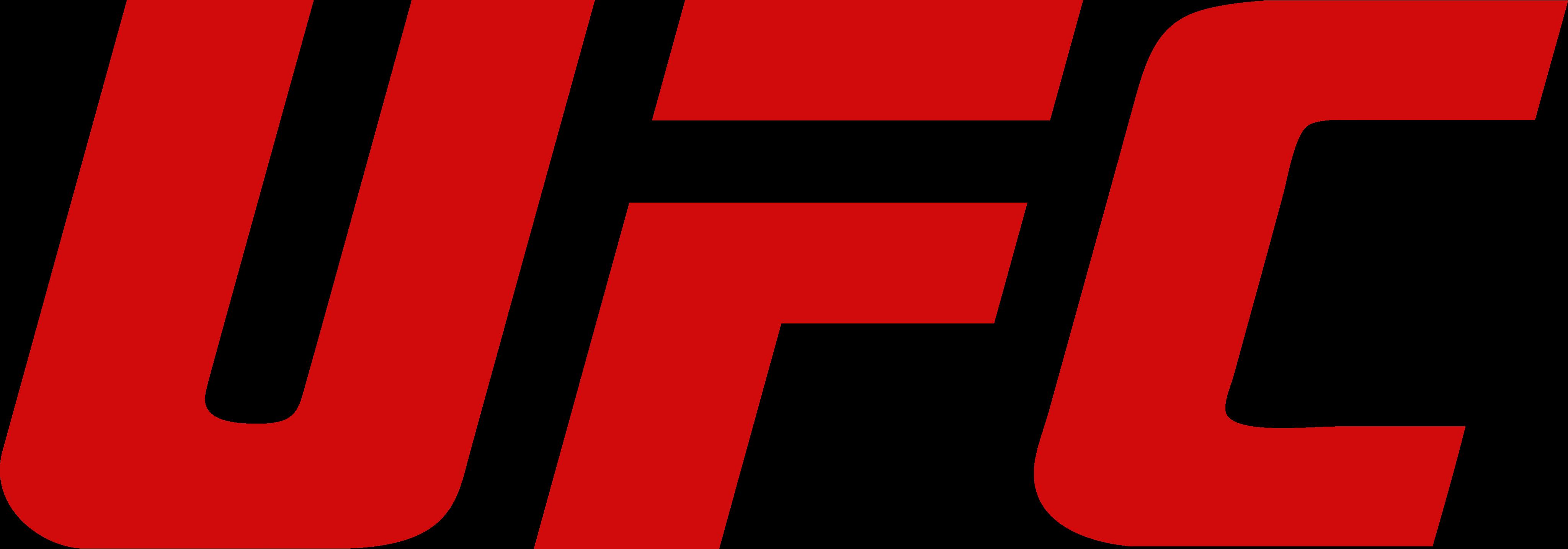 ufc logo 1 - UFC Logo
