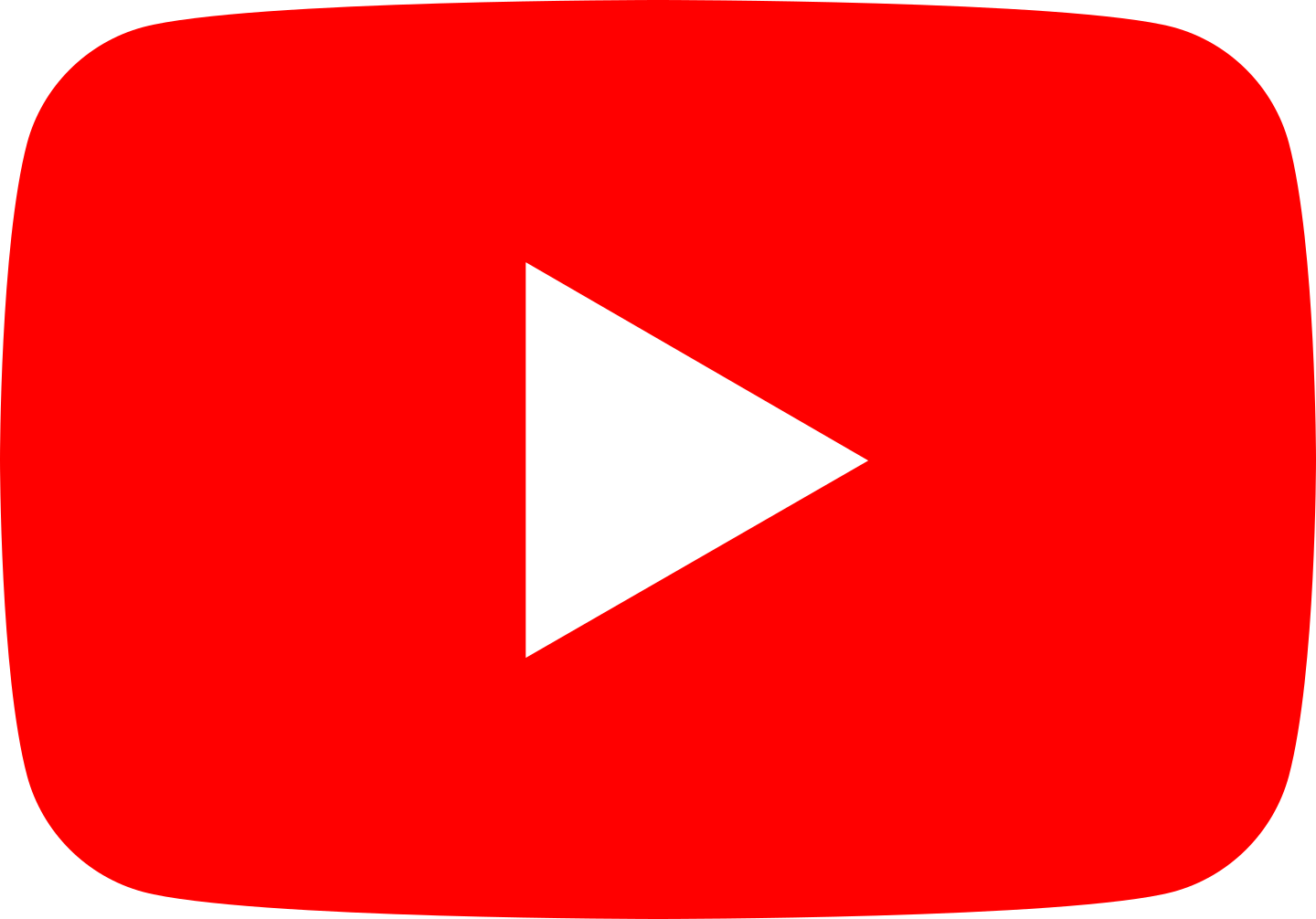 youtube logo 6 2 - YouTube Logo