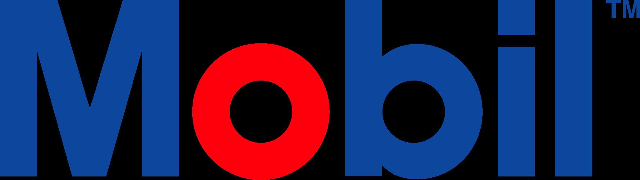 mobil logo 1 1 - Mobil Logo