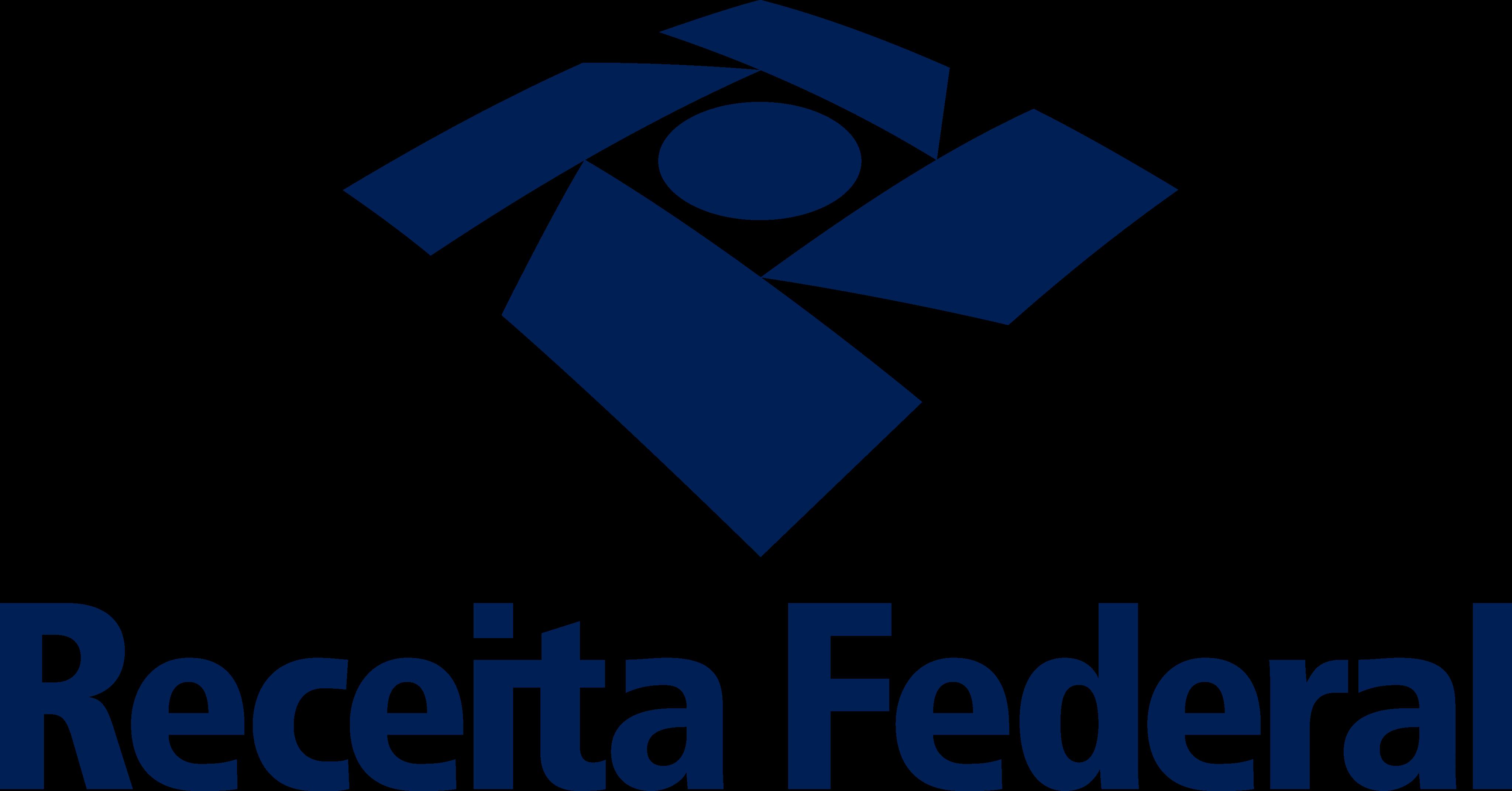 receita federal logo 1 1 - Receita Federal Logo