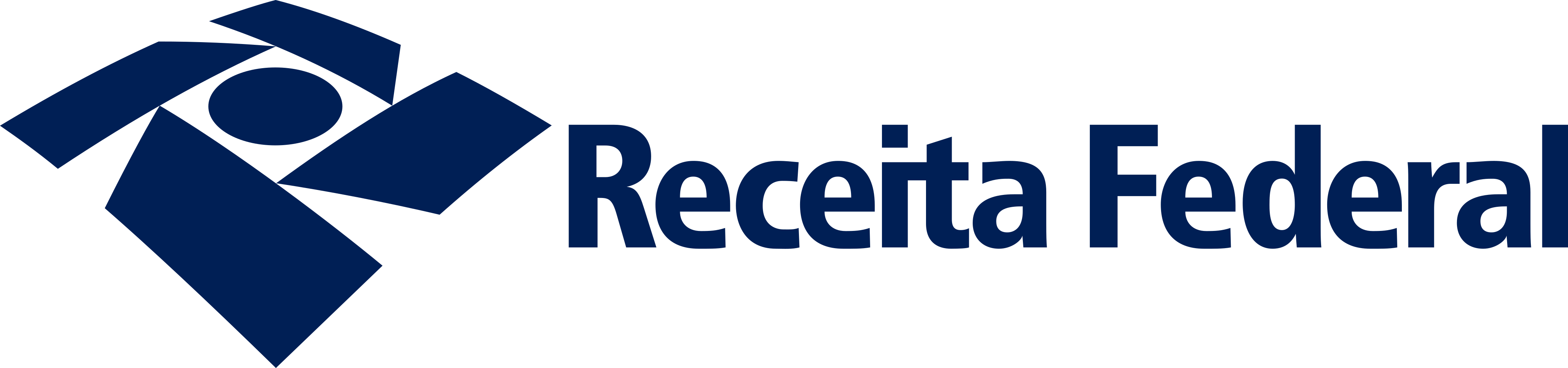 receita federal logo 1 - Receita Federal Logo