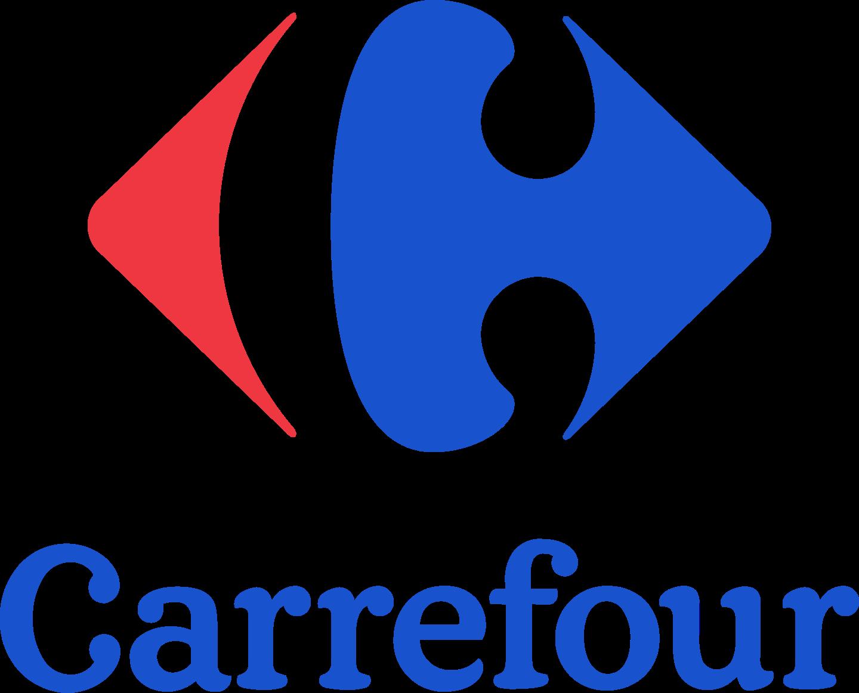 carrefour logo 3 1 - Carrefour Logo