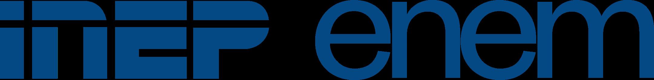 enem logo 1 1 - Enem Logo - Exame Nacional do Ensino Médio