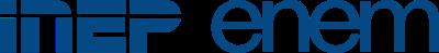 enem logo 4 - Enem Logo - Exame Nacional do Ensino Médio