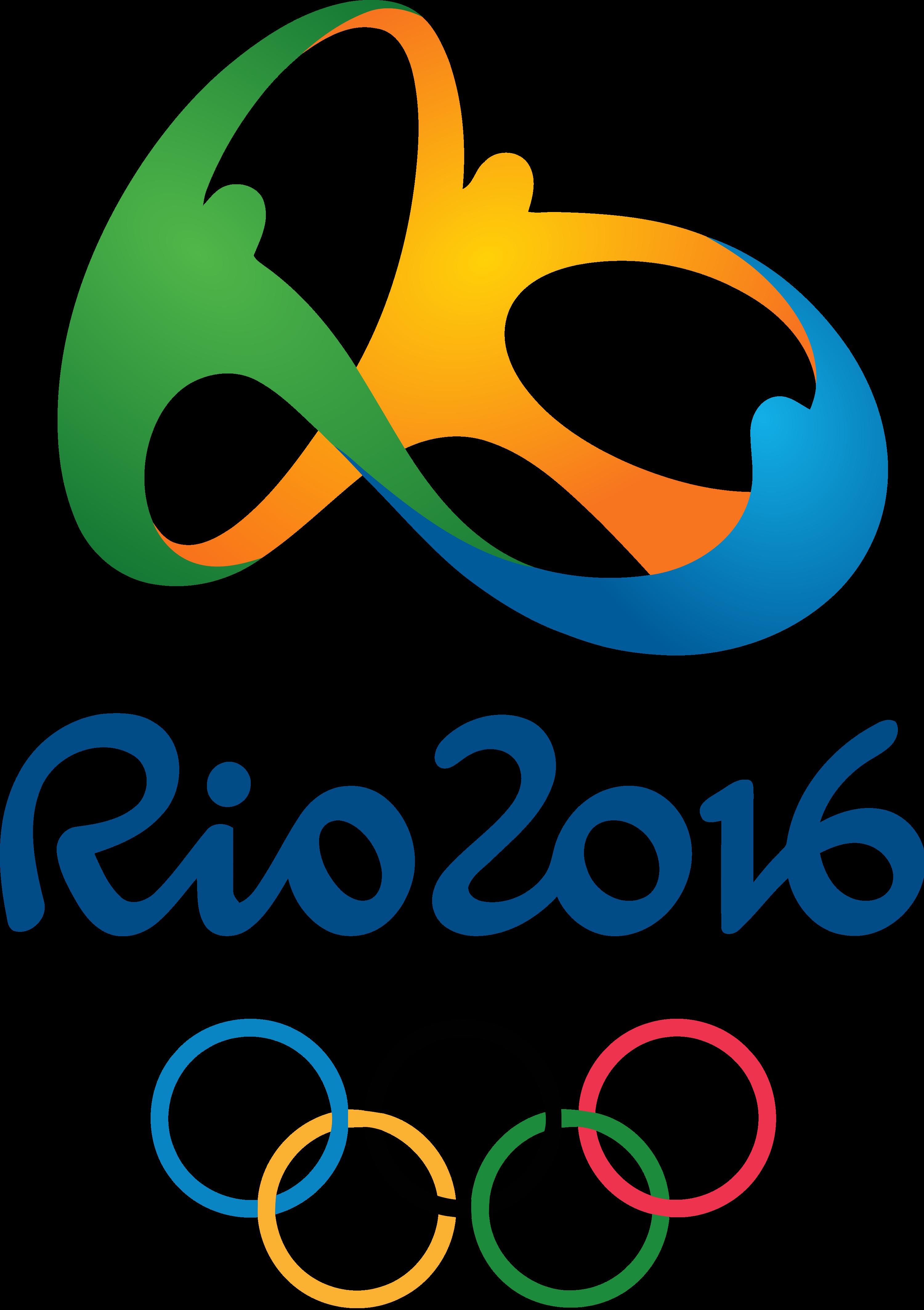 Olimpíadas Rio 2016 Logo.