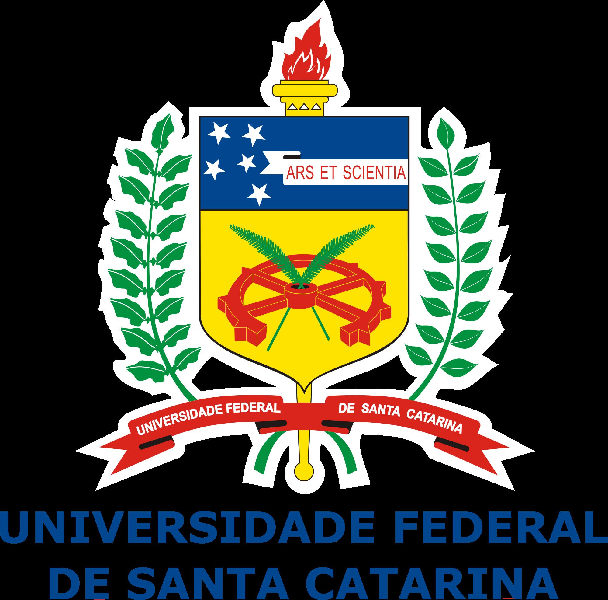 Resultado de imagem para UFSC logo