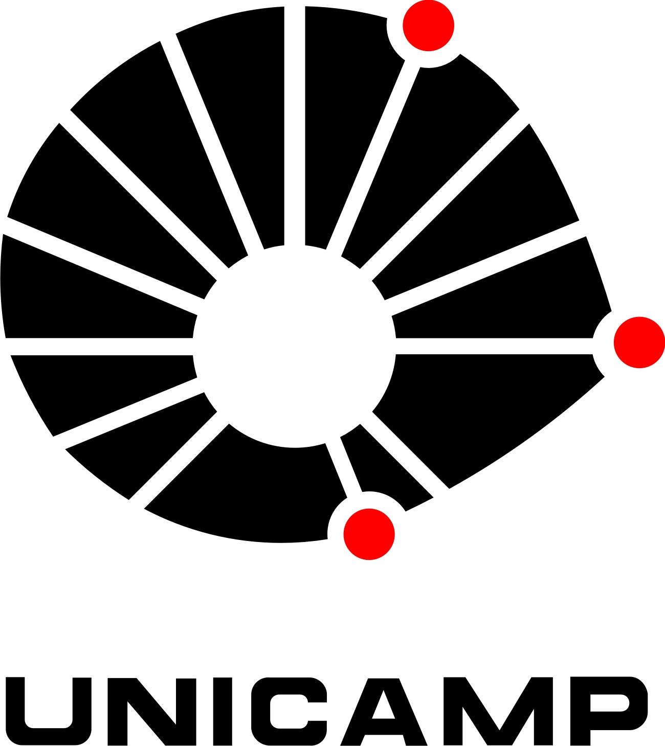 Unicamp Logo, Universidade de Campinas.