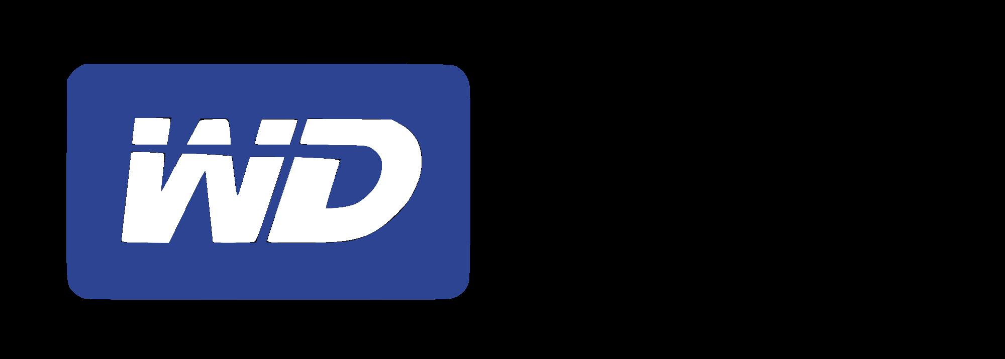 Western Digital Logo 4 - Western Digital Logo