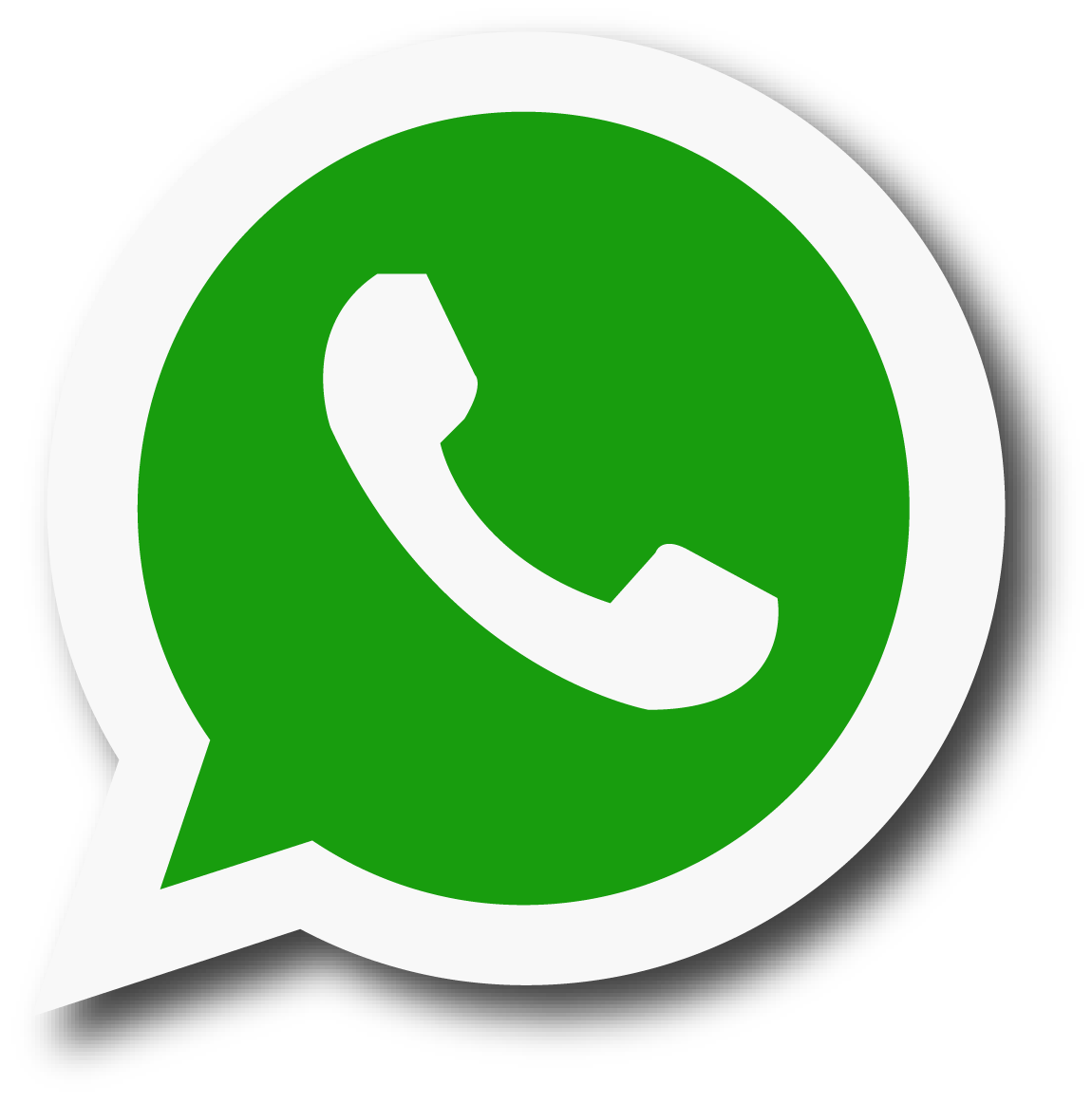 Whatsapp Logo - PNG y Vector