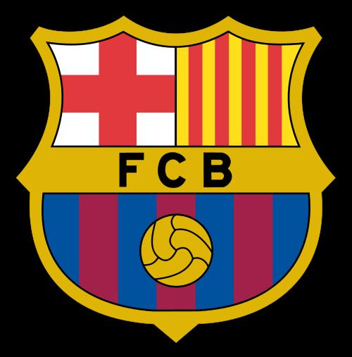 Barcelona logo escudo 1 - Barcelona FC Logo - Escudo