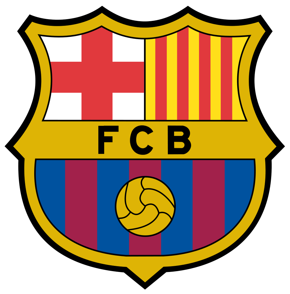 Barcelona logo escudo - Barcelona FC Logo - Escudo