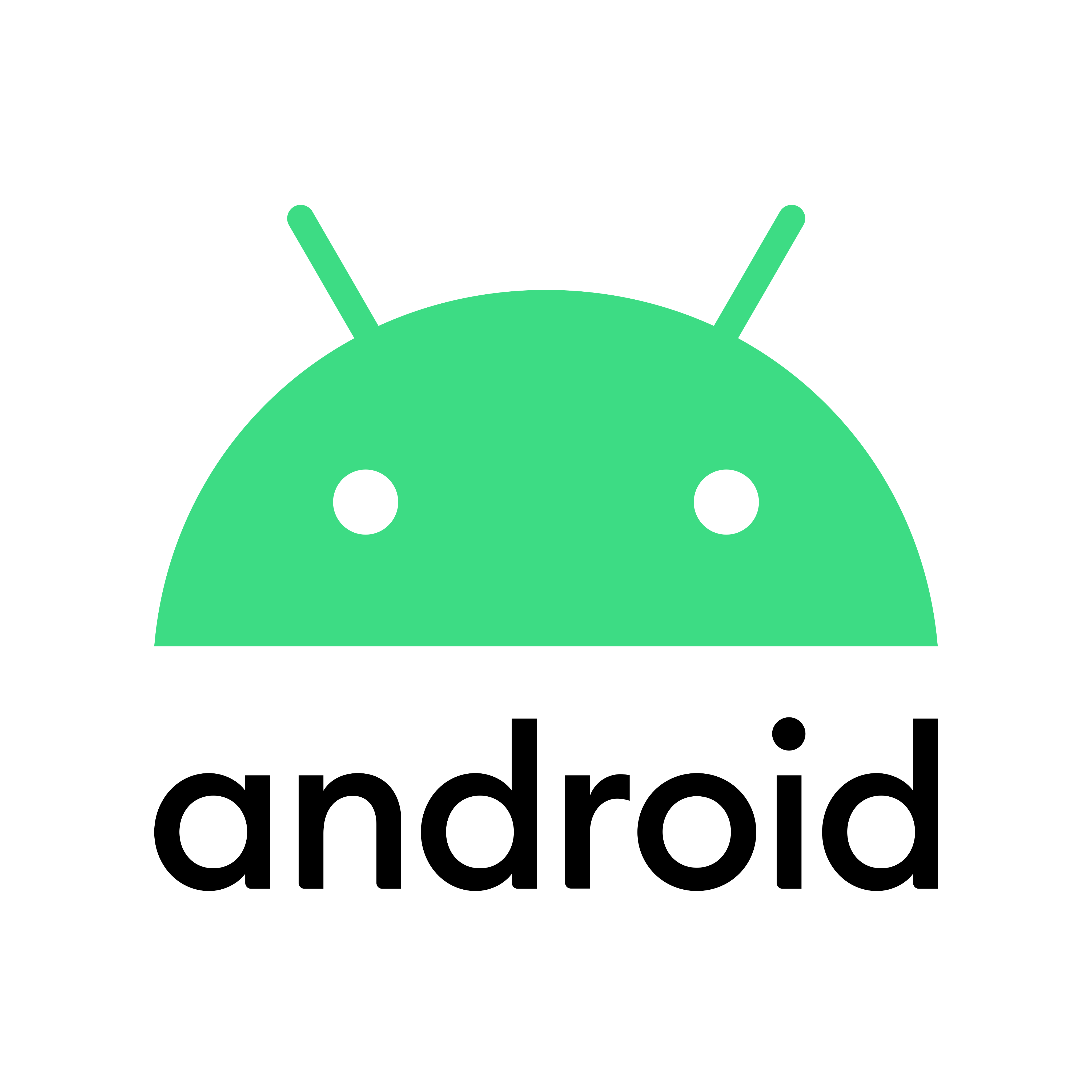 android logo 0 1 - Android Logo