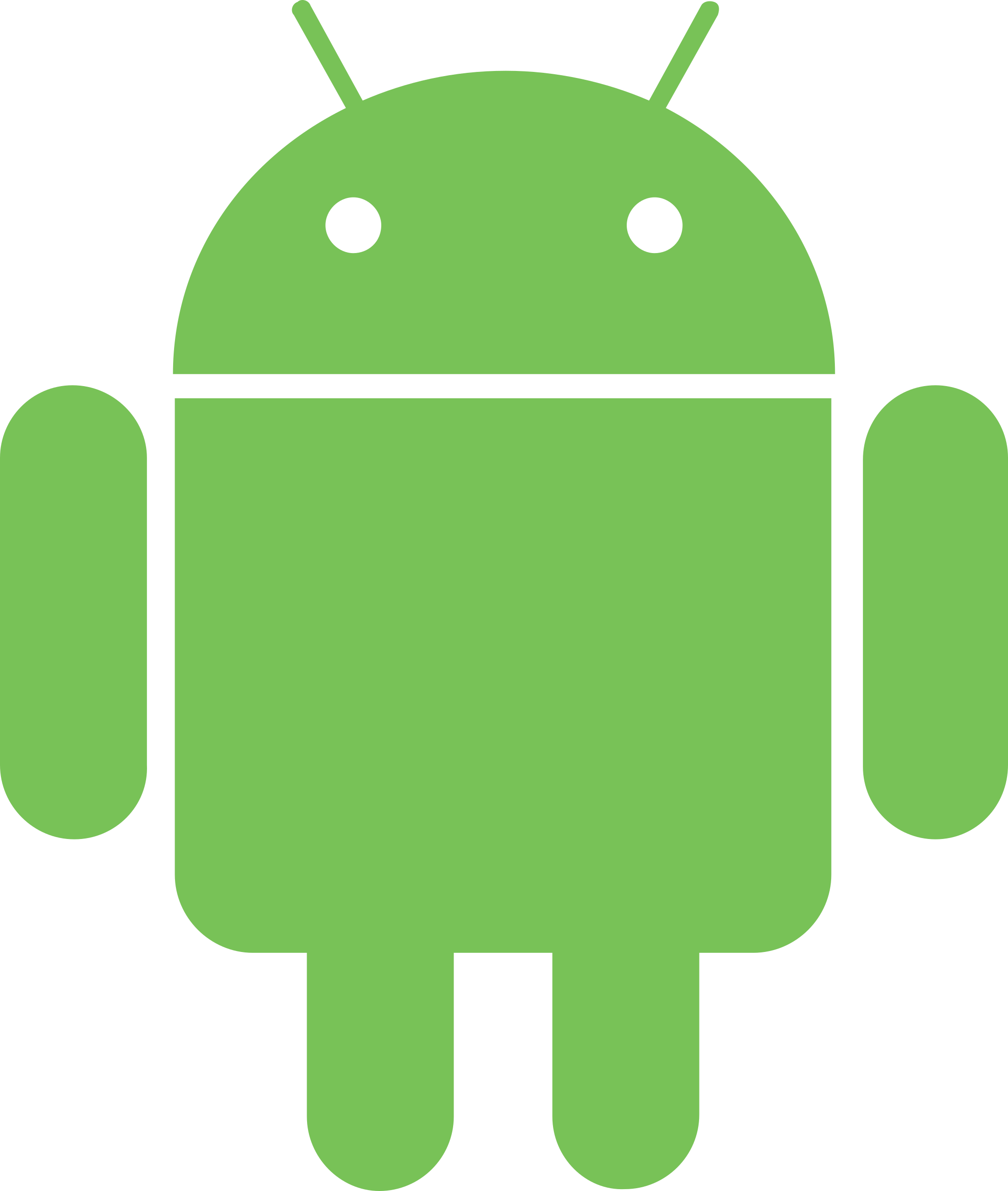android logo 1 1 - Android Logo