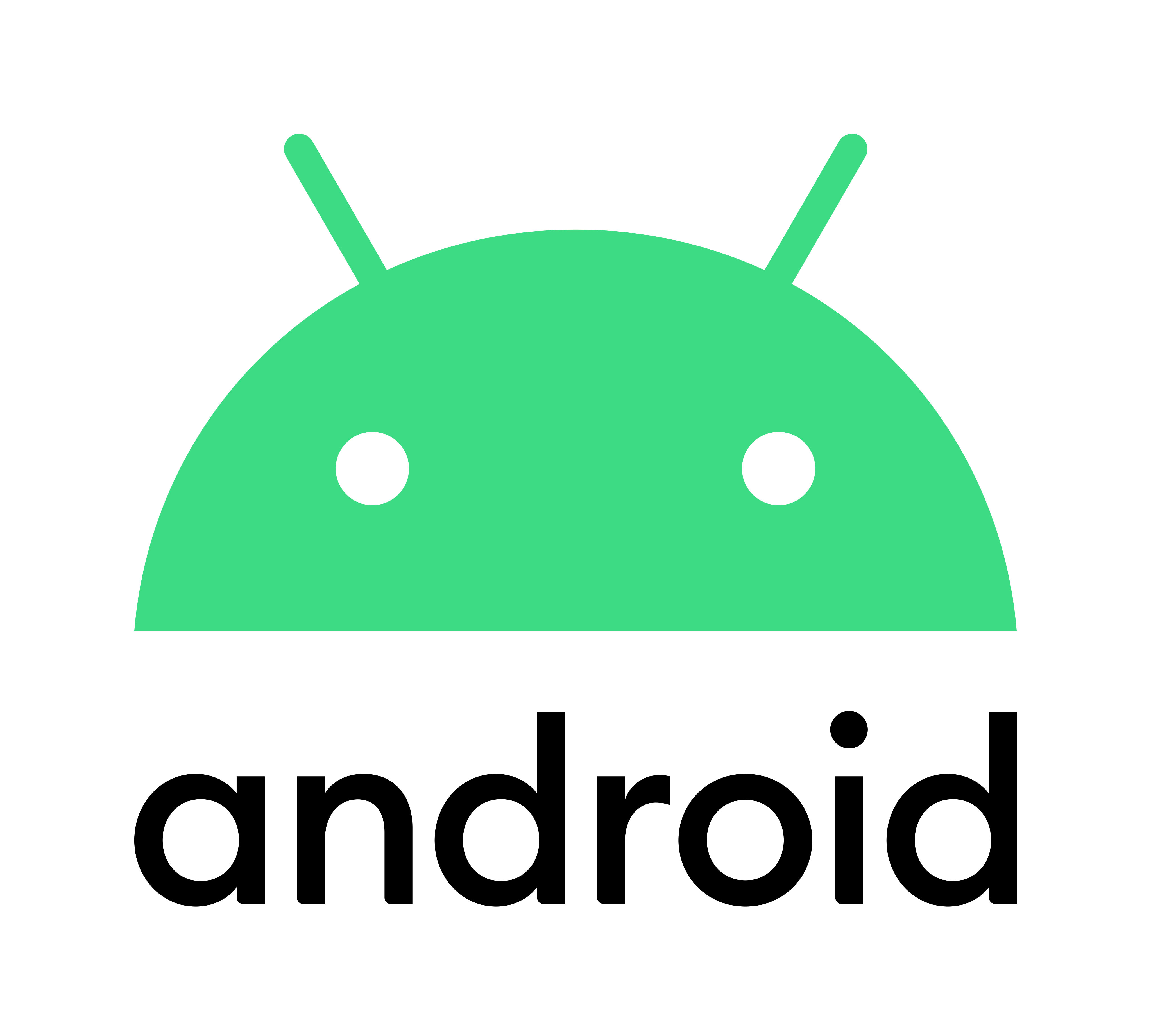 android logo 1 2 - Android Logo