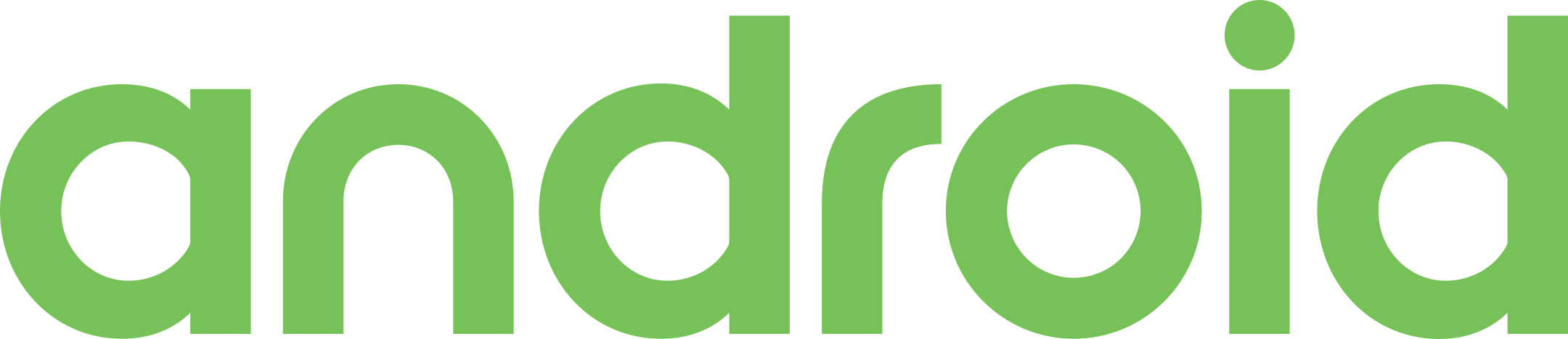 android logo 2 1 - Android Logo